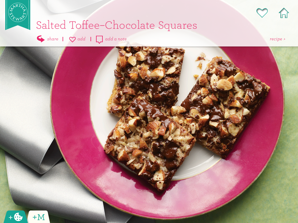 Recipe 57: Salted Toffee-Chocolate Squares | Nate Makes Cookies