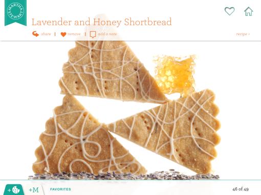 Lav Shortbread